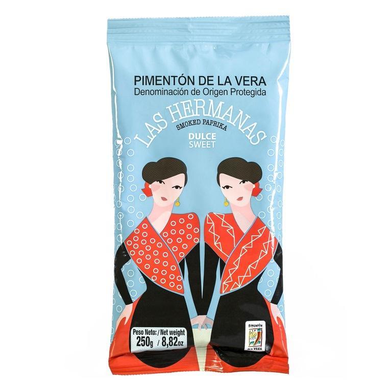 Pimentón de La Vera Dulce bolsa