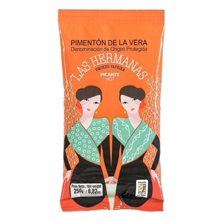 Pimentón de La Vera Picante bolsa