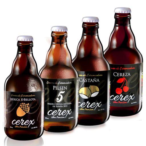 Cerveza Cerex Castaña [1]