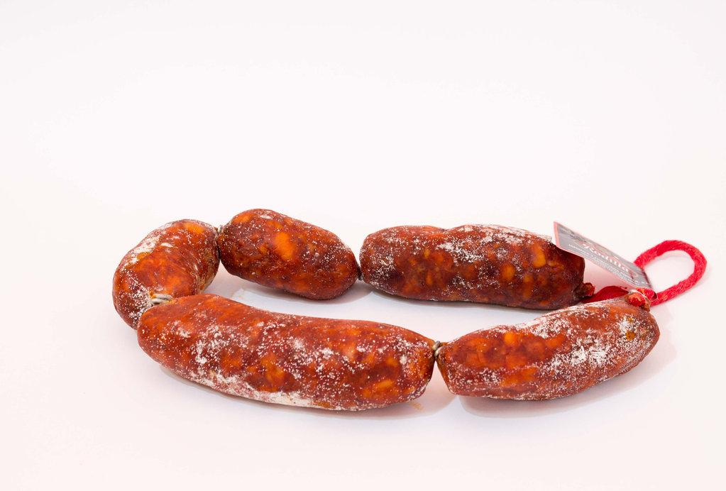 Chorizo Extra Rojo Ibérico Rodilla
