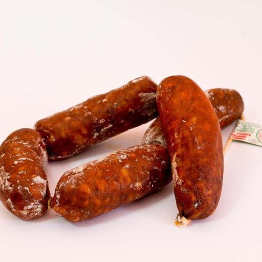Chorizo Extra Rojo para guisar