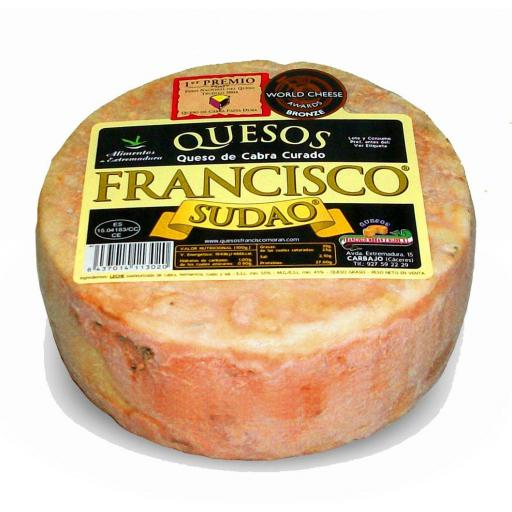 Queso Francisco Sudao