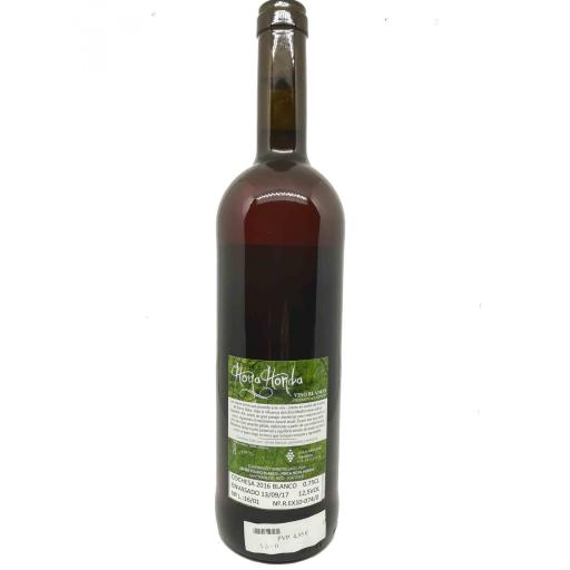 Vino Hoya Honda blanco (Pitarra) [1]