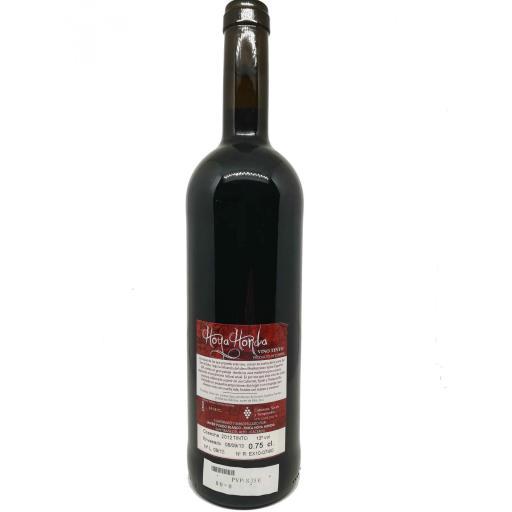 Vino Hoya Honda tinto (Pitarra) [1]