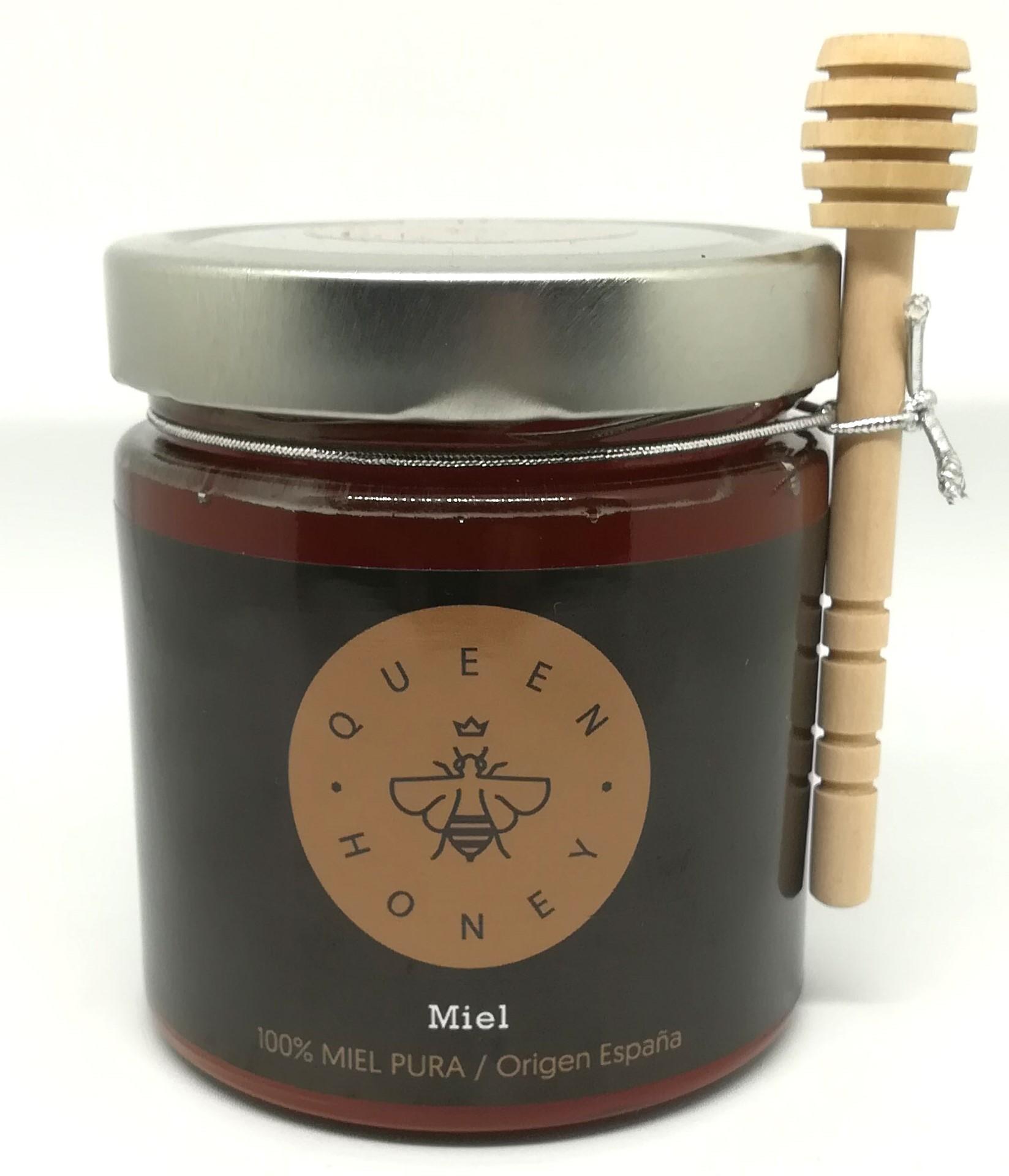 Miel Mil Flores Queen Honey Gourmet
