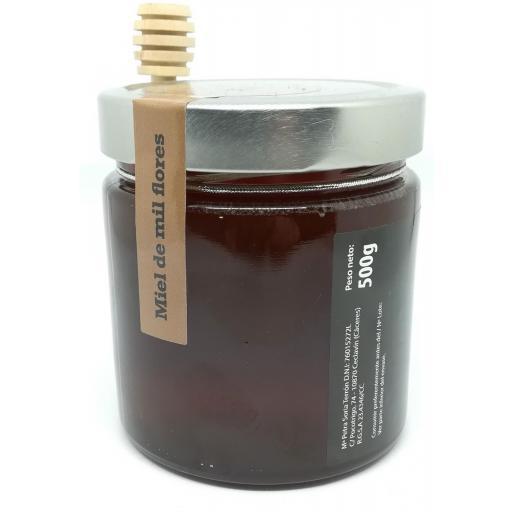 Miel Mil Flores Queen Honey Gourmet [1]