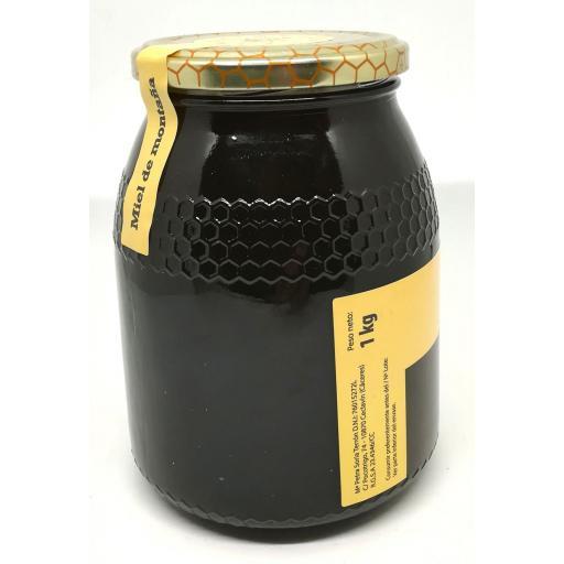 Miel de Montaña Queen Honey 1 kg. [1]