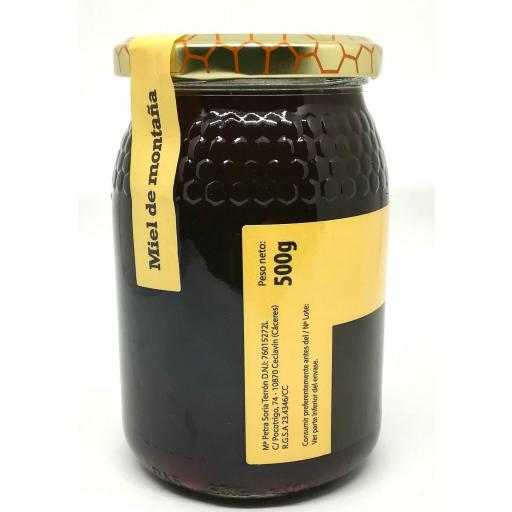 Miel de Montaña Queen Honey 500 gr. [1]