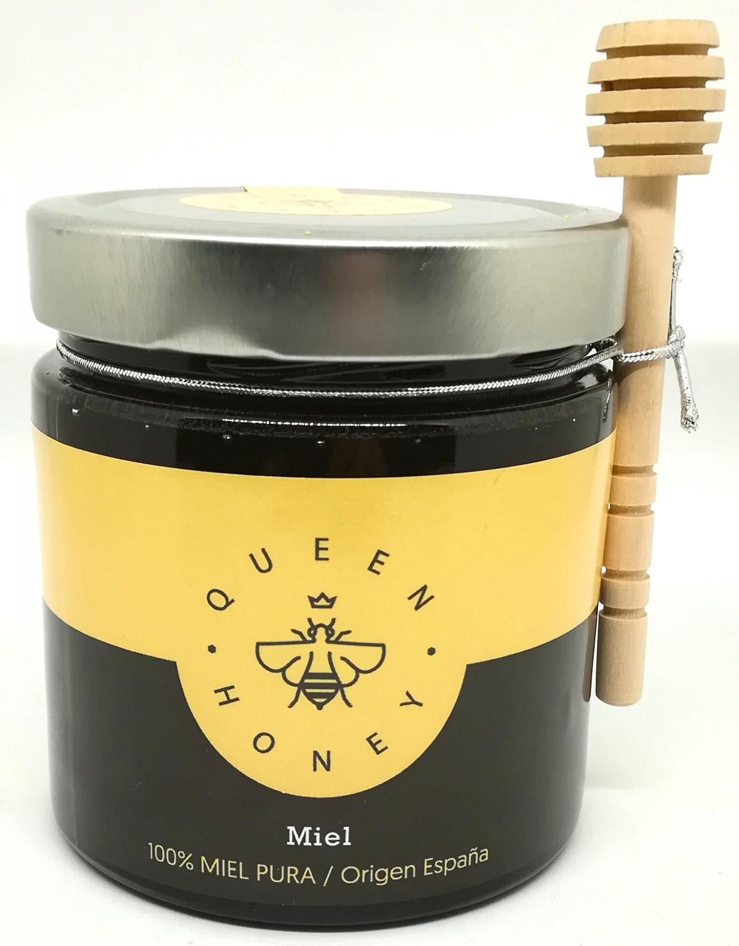Miel de Montaña Queen Honey Gourmet