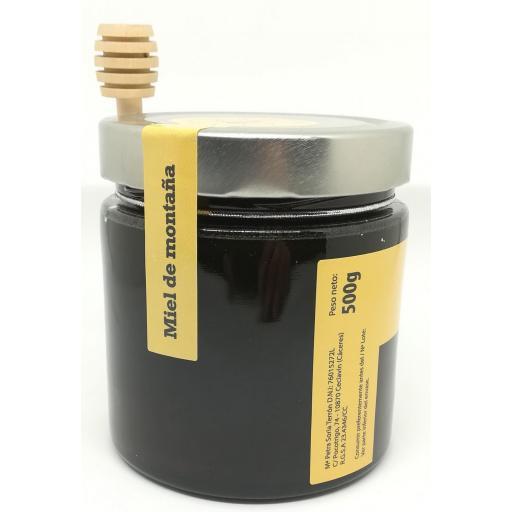 Miel de Montaña Queen Honey Gourmet [1]