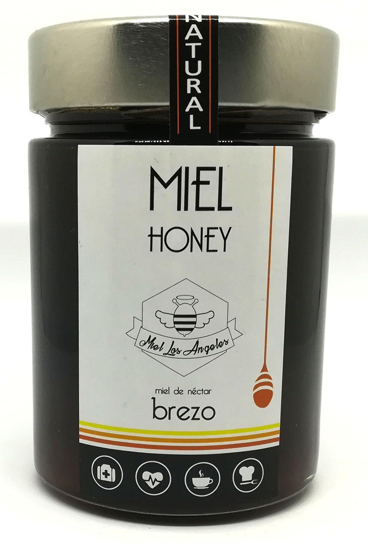 """Miel de Brezo """"Los Ángeles"""" Gourmet."""