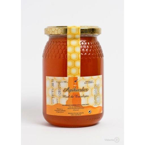 Miel de Eucalipto 100% natural [1]
