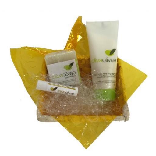 Pack cosmética Oliva Olivae 7