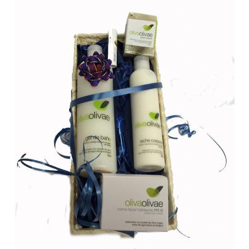 Pack cosmética Oliva Olivae 2