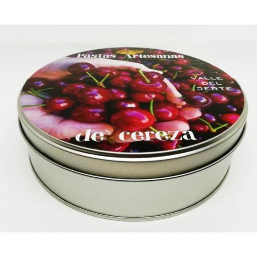 Pastas artesanas de cereza [1]