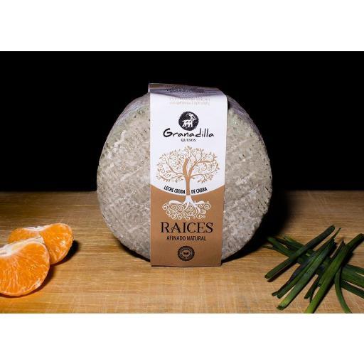 Queso Raíces - queso de Granadilla