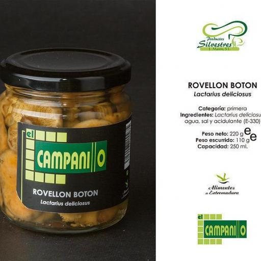 Rovellon Boton al Natural