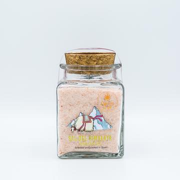 Sal del HImalaya molida