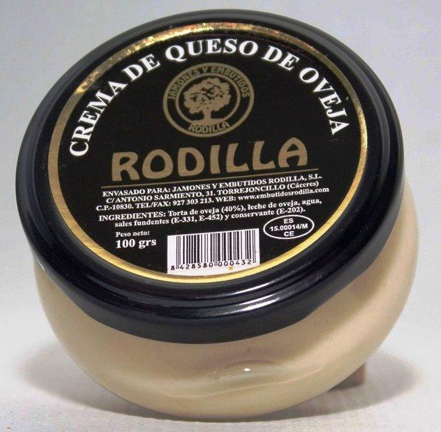 Tarrina de Torta Queso de Oveja Rodilla