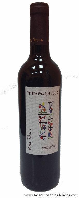 Viña Puebla Tempranillo