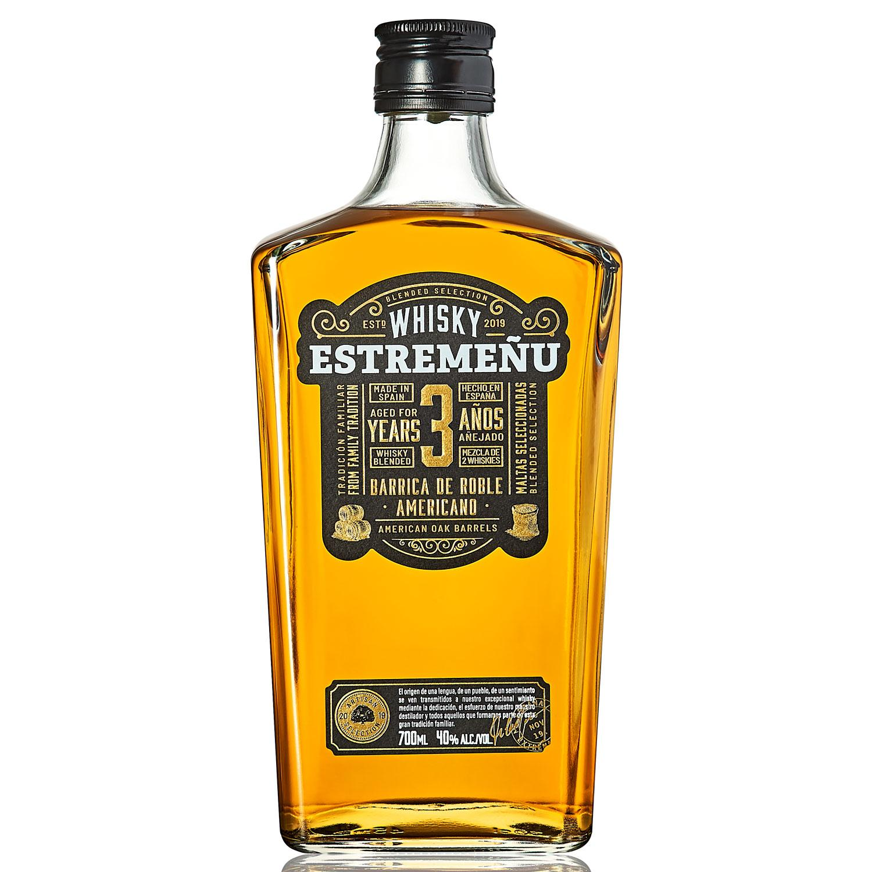 Whisky Estremeñu. Whisky elaborado en Extremadura.