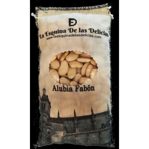 Alubia Fabón La Esquina de las Delicias