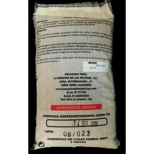 Alubias riñón La Esquina de las Delicias [1]