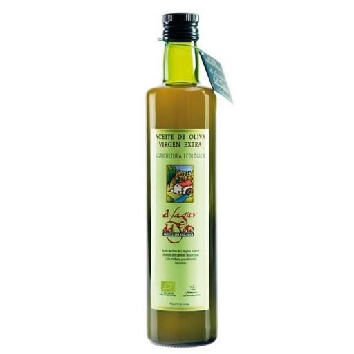 Aceite Oliva Virgen Extra ecológico El Lagar del Soto 500 ml. Cristal