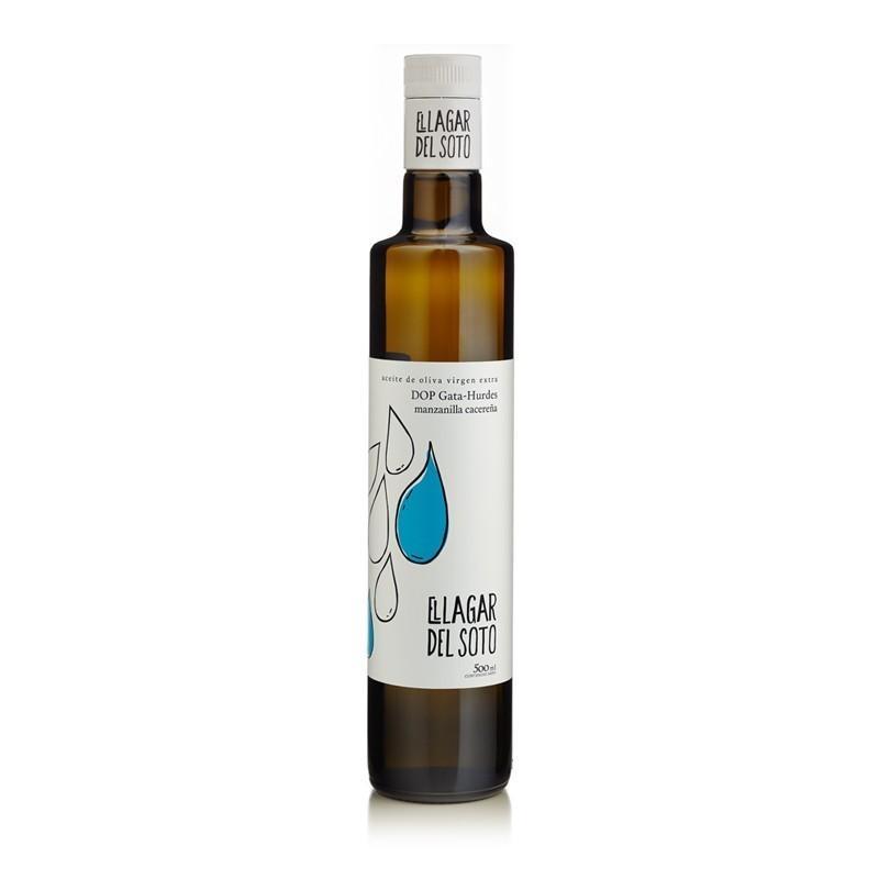 Aceite de Oliva Virgen Extra Latar del Soto DOP Sierra de Gata-Hurdes 250 ml