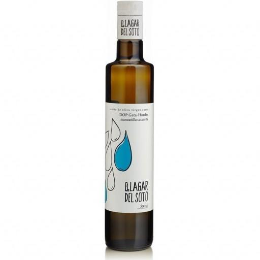 Aceite de Oliva Virgen Extra Latar del Soto DOP Sierra de Gata-Hurdes 250 ml [0]