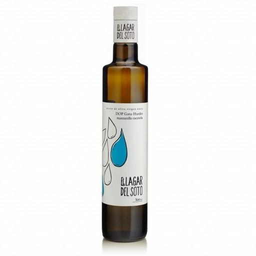 Aceite de Oliva Virgen Extra DOP Sierra de Gata-Hurdes 500 ml.
