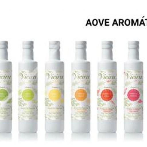 Aceite de Oliva Virgen Extra Vieiru Aromático [1]
