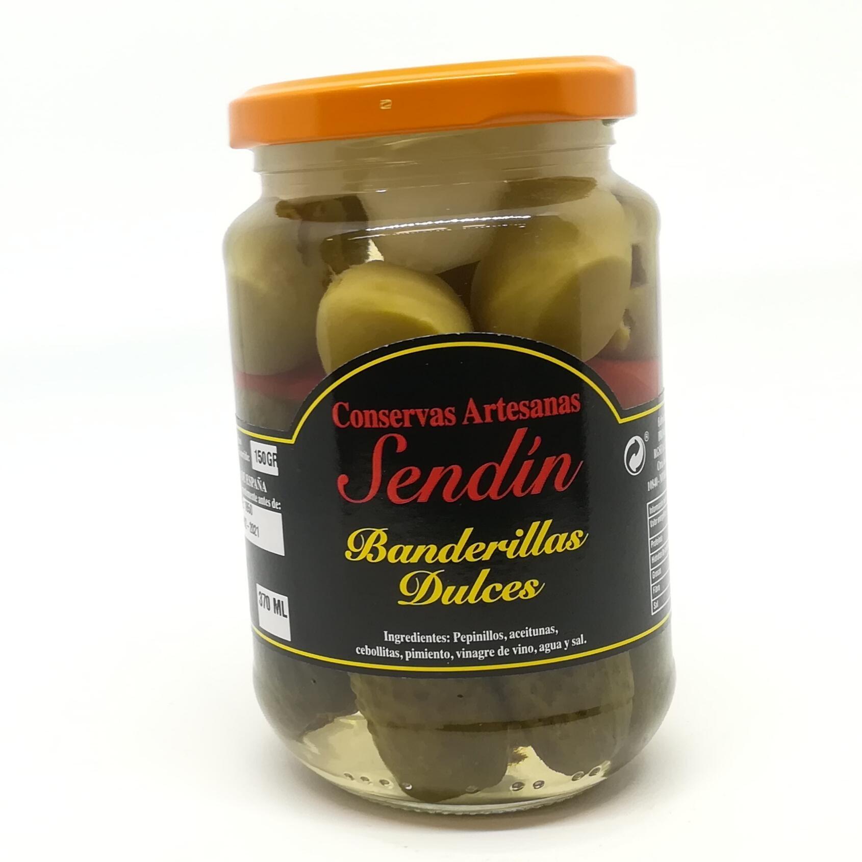Banderillas dulces 370 ml