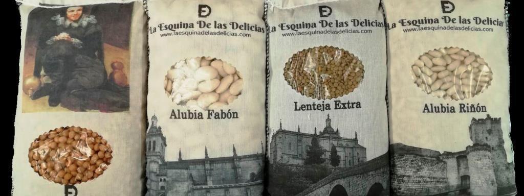 """Lanzamos edición """"Coria"""" legumbres extra."""
