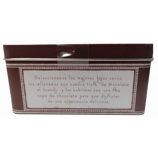Bombón de higo Rabito Royale caja de lata [2]