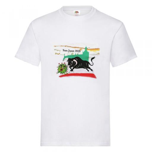 Camiseta San Juan 2020