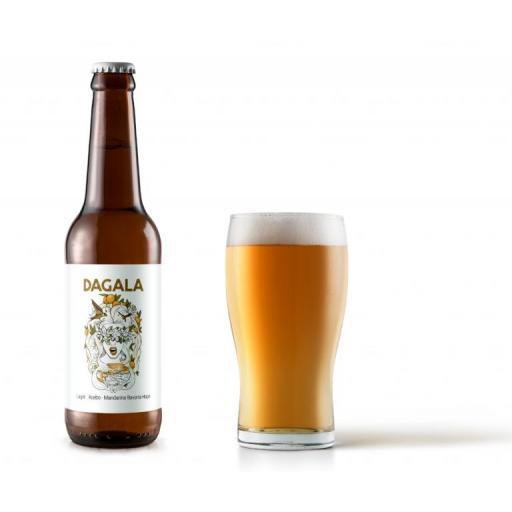 Cerveza artesana Dagala