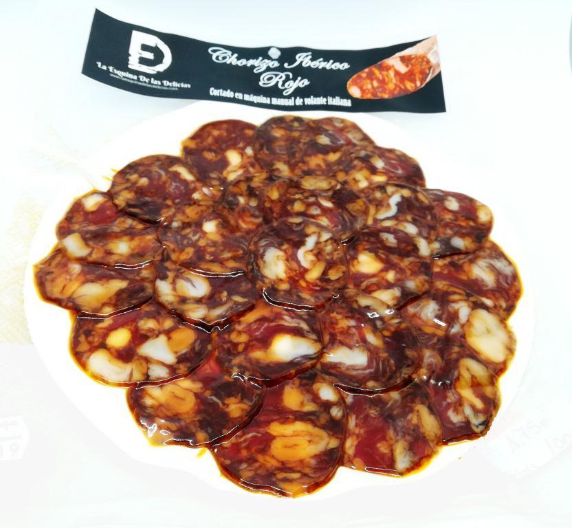 Chorizo Ibérico Rojo La Esquina de las Delicias