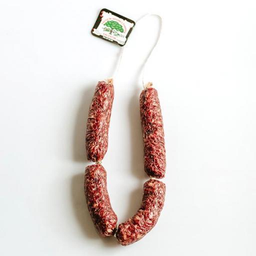 Chorizo Ibérico blanco de Primera Valentin