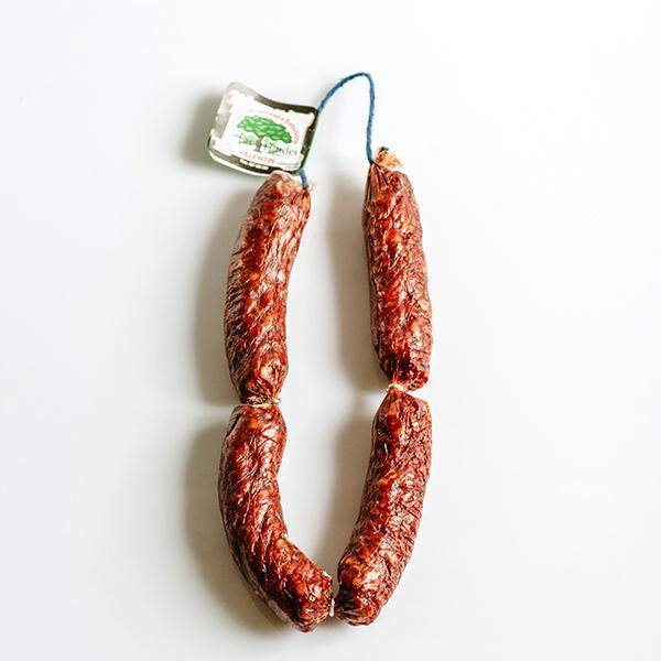 Chorizo Ibérico rojo de Primera Valentin