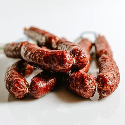 Chorizo Ibérico rojo de Primera Valentin [1]