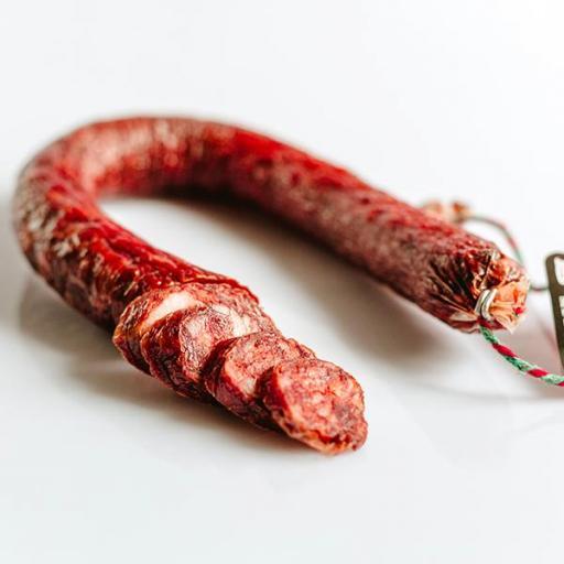 Chorizo Ibérico rojo Extra Valentin
