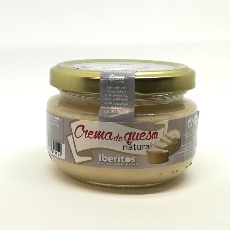 Iberitos crema Queso Natural