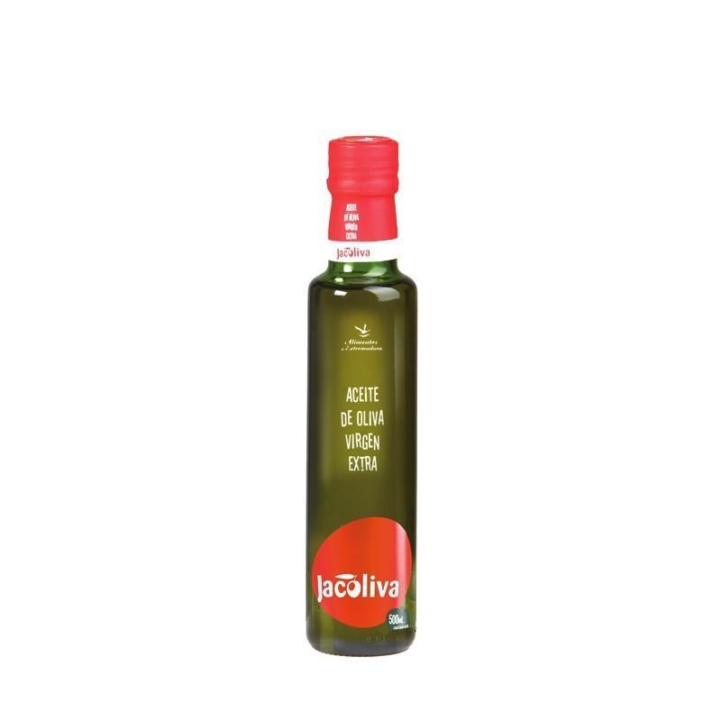 Aceite de Oliva Virgen Extra Jacoliva 250 ml. Cristal