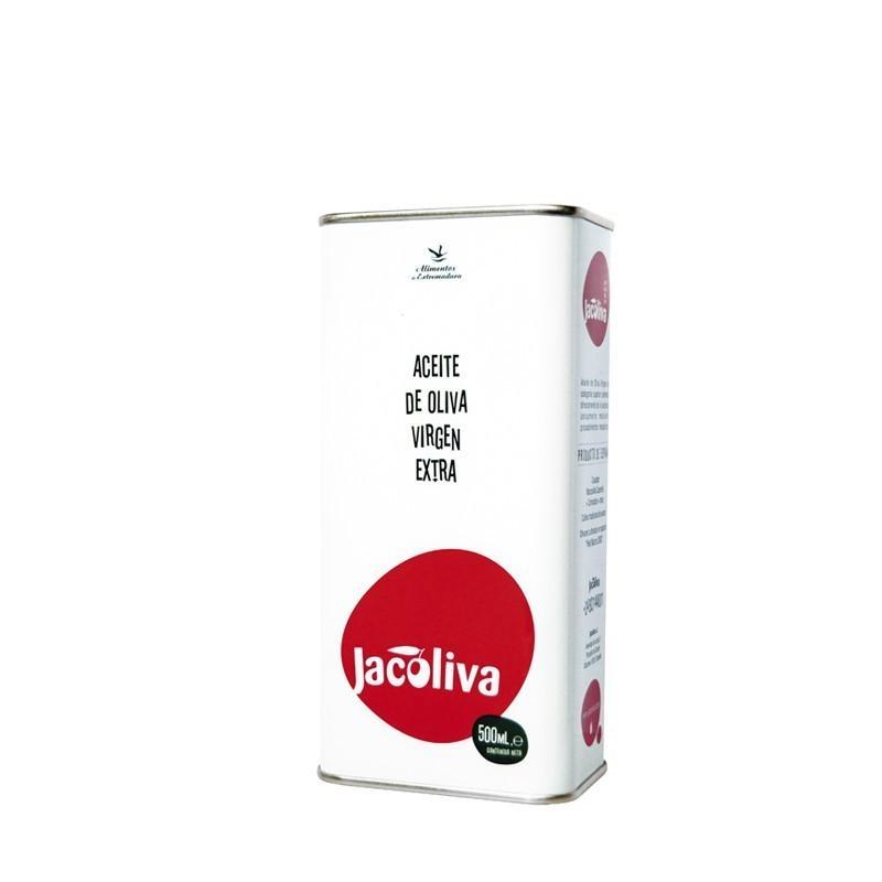 Aceite de Oliva Virgen Extra Jacoliva 500 ml. Lata