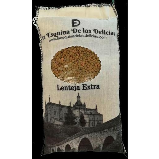 Lenteja Extra La Esquina de las Delicias