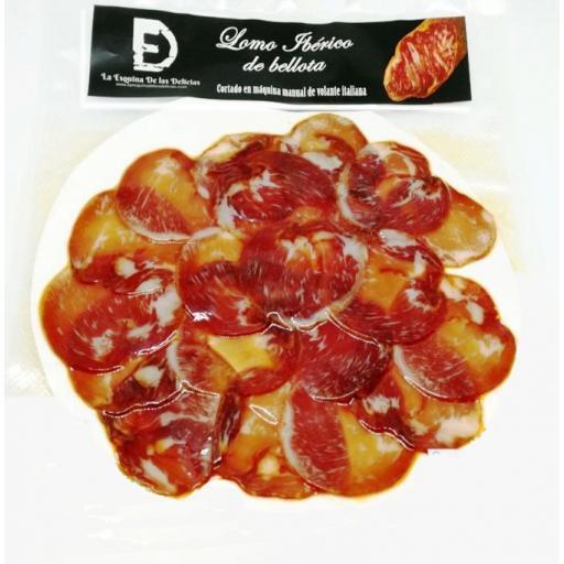 Lomo Ibérico de Bellota La Esquina de las Delicias