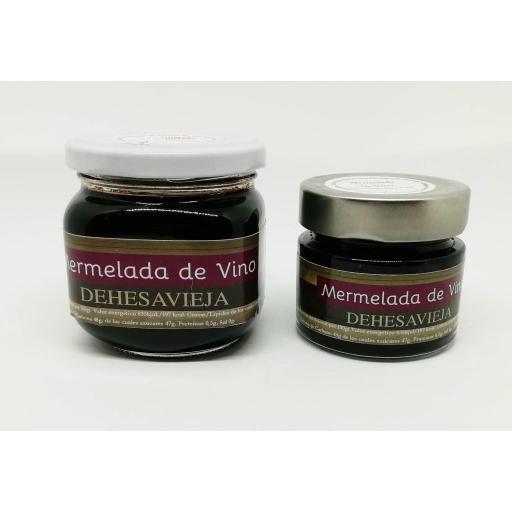 Mermelada de vino Dehesa Vieja [2]