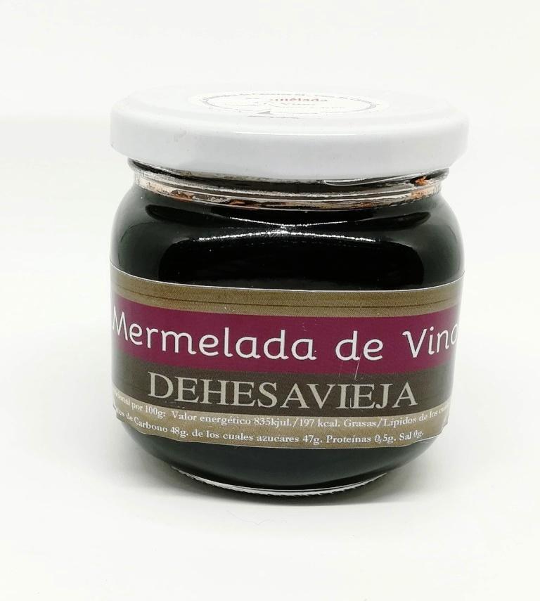 Mermelada de vino Dehesa Vieja