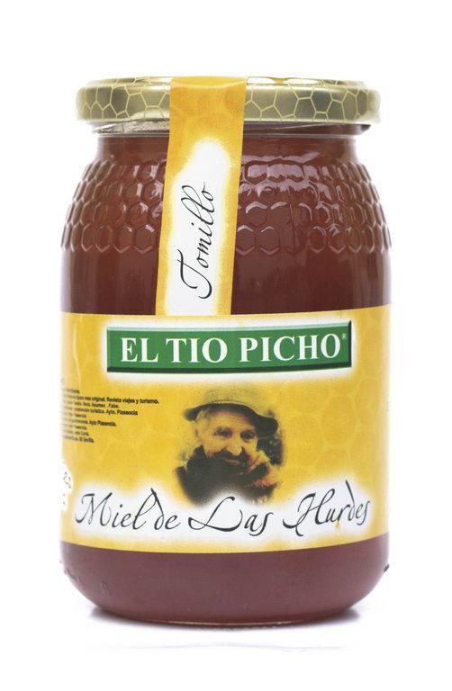"""Miel de Tomillo de Las Hurdes """"Tio Picho"""""""